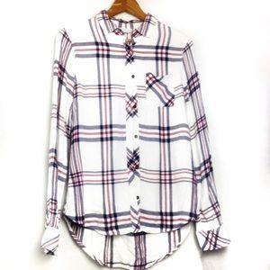 🌛KENAR Long sleeve flannel MEDIUM